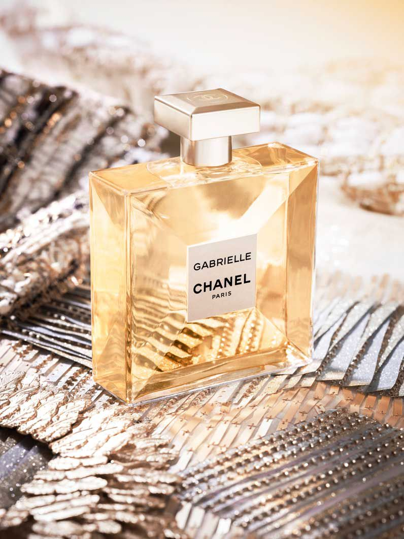 Gabrielle The New Scent By Chanel Icon Icon