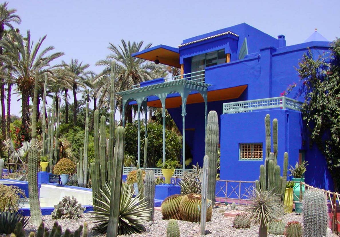 Jardin Majorelle, a Magical Place in Marrakech - ICON ICON