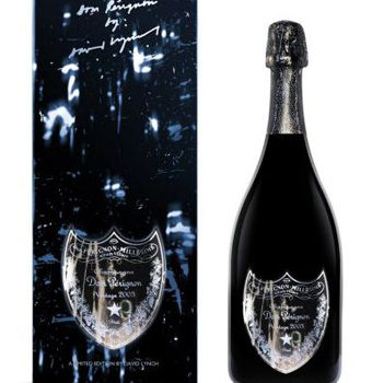 Dom Pérignon par David Lynch