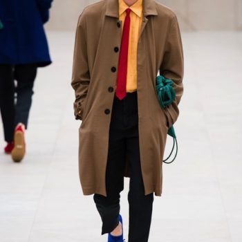 Trench Burberry Prorsum Spring/Summer 2014
