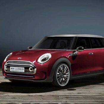Mini Starts a New Chapter with the Miniclubman Concept