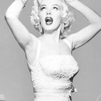 Marilyn Monroe à Propos des Diamants