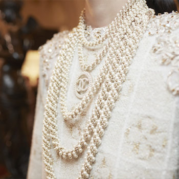 Le Sautoir de Perles de la Maison Chanel – Collection Métiers d'Art 2017