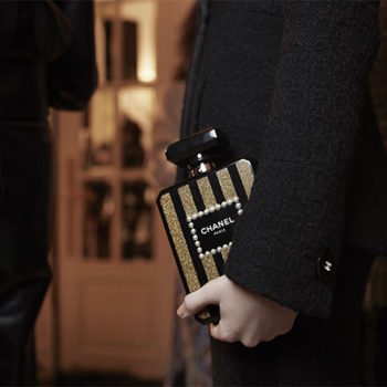 The Chanel N°5 Clutch for Métiers d'Art 2017