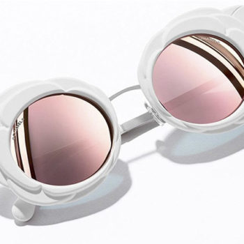 Chanel Spring/Summer 2017 Pre-Collection Camellia Sunglasses