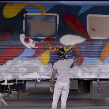 The Orient Express Puts Art Back on the Rails