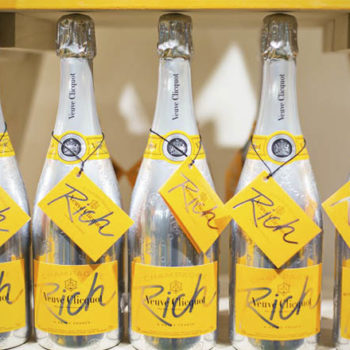 Clicquology, a Rich Marriage by Veuve Clicquot