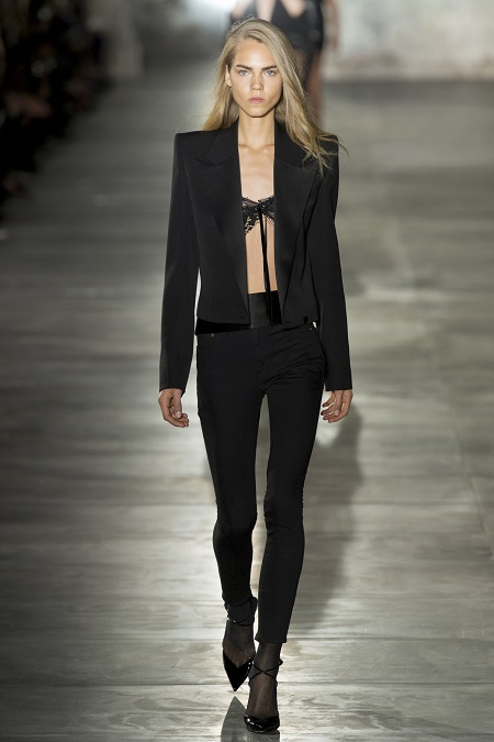 Le Smoking Saint Laurent