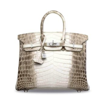 The Auction of the Year: the Birkin Himalaya Niloticus Crocodile Diamond
