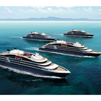 Ponant Releases the First Cruise Ship Equipped with a Multi-Sensorial Underwater Area