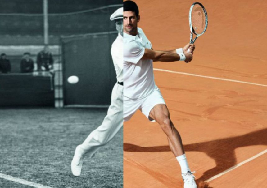 René Lacoste, the Crocodile, and Novak Djokovic