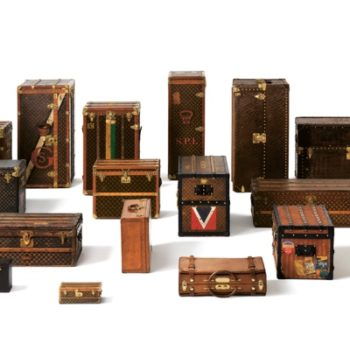 The Louis Vuitton's Trunk