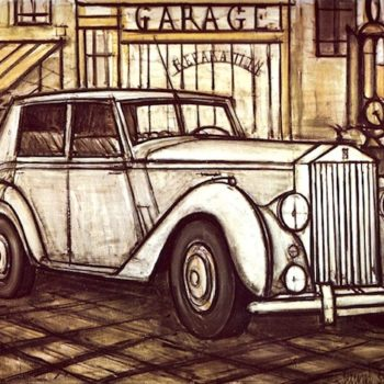 The Rolls Series by Bernard Buffet