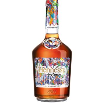 The New Hennessy and JonOne Limited Edition
