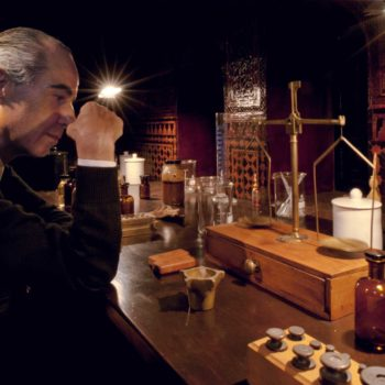 Serge Lutens about Ambre Sultan and Perfumes