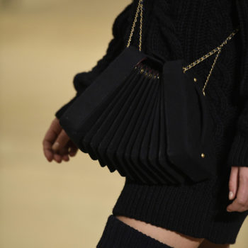 The Accordion Bag by Chanel