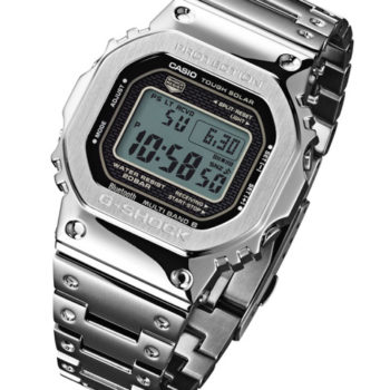 L'Iconique G-Shock GMW-B5000