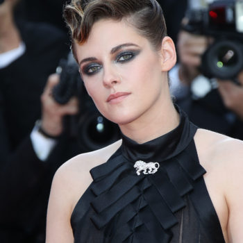 The Chanel Lion of Kristen Stewart