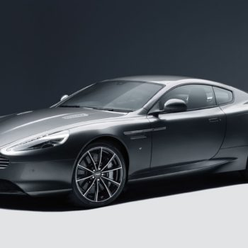 The Aston Martin DB9