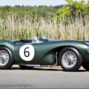 The Aston Martin DB3, The Racing Car