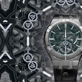AIKON By Maurice Lacroix Unveils Its 35mm And Mercury Versions