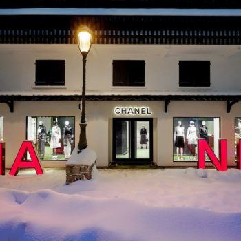 Chanel at Courchevel – Another Star