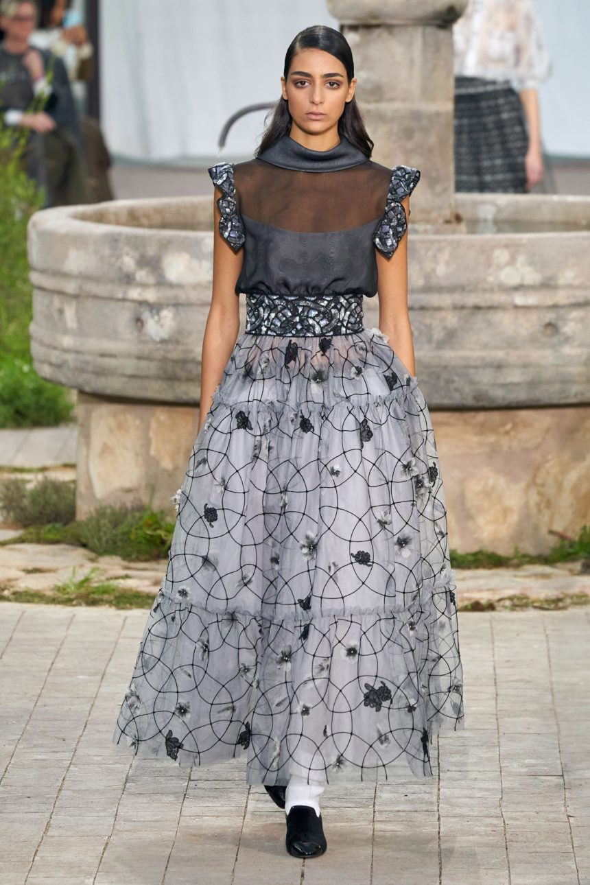 La Collection Haute Couture 2020 De Chanel