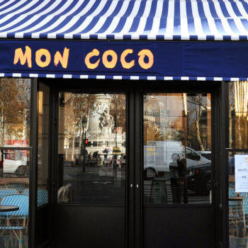 What To Do In Paris: Mon Coco, The Brasserie!