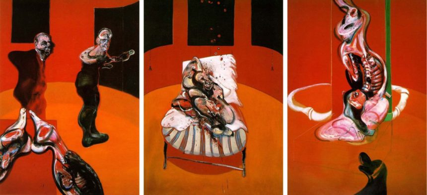 Francis Bacon: Three Studies For A Crucifixion