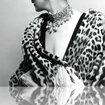 Leopard And Hounds-tooth: Iconic Dior Patterns