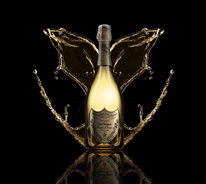 Le Champagne Dom Pérignon, Fruit D'Un Accident