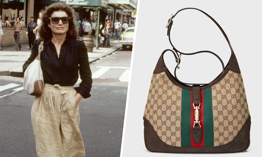 The Jackie O. of Gucci: The Elegant 60's bag