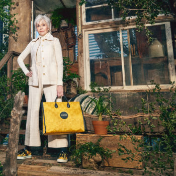 Off The Grid De Gucci, La Mode Circulaire