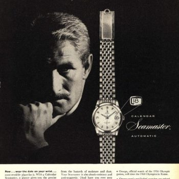 Omega: The Ambition of Its Founder