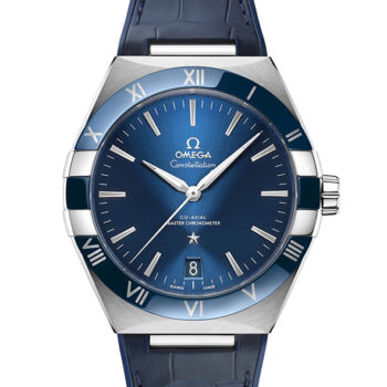 The New Pieces for Omega's Constellation for Men