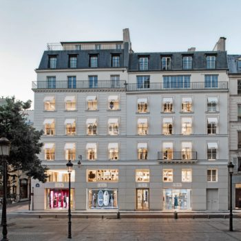 The New Dior Boutique On Rue Saint-Honoré