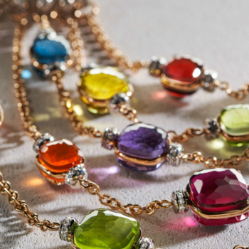 The first Fine Jewelry Collection by Pomellato