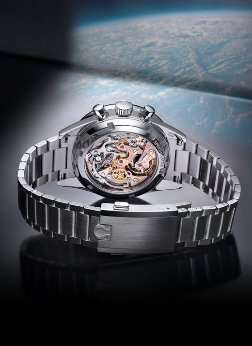 Omega Celebrates the Anniversary of the First Caliber on the Moon