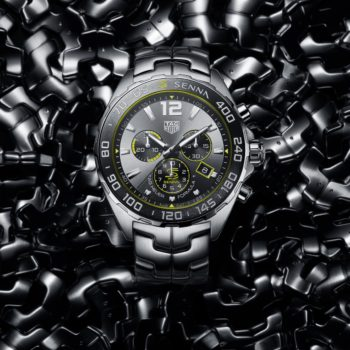 Two New TAG Heuer Watches Inspired By Ayrton Senna's Genius