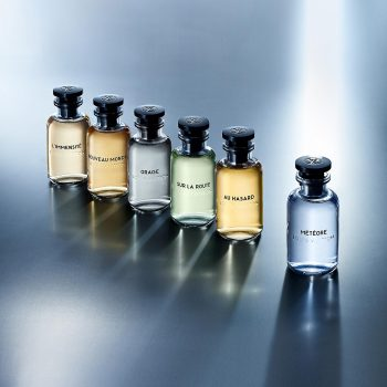 Les Parfums Louis Vuitton…