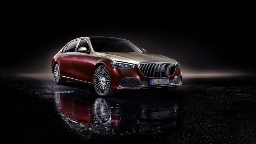 The Mercedes-Maybach S-Class, The Most Luxurious Of The S-Class