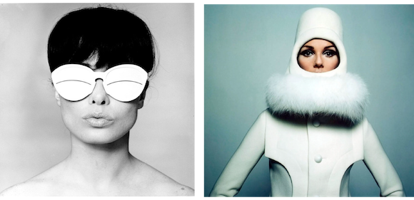 Peter Knapp Et William Klein, Photographes De La Mode Sixties