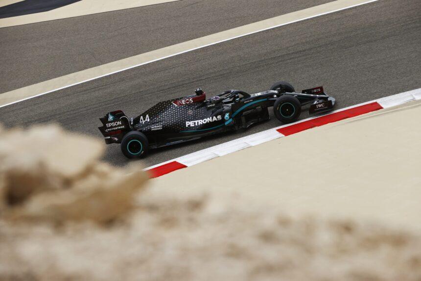 Le GP de Bahreïn, Le Premier Grand Prix de la Saison de F1